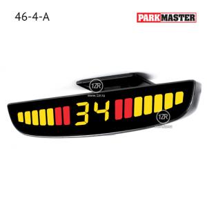 Парктроник ParkMaster 46-4-A (серебристые датчики)